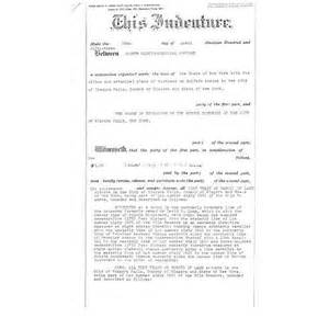 title of property free printable documents