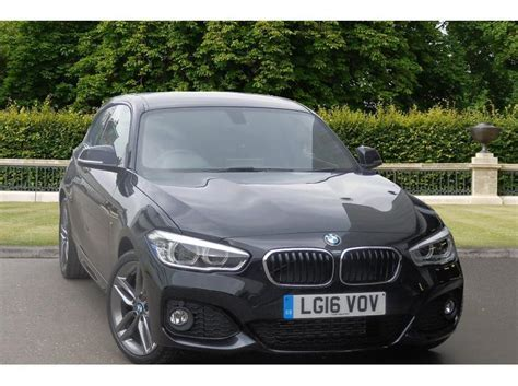 Bmw 1 Series Advantage Package by Used 2016 Bmw 1 Series 3 Door Sports Hatch 1 5td 116d M