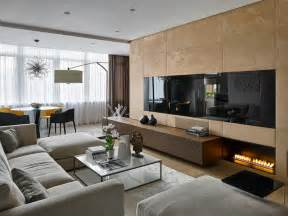 Contemporary Apartment Design Beige Adds Chic And Simplicity To A Home S Deco Decoholic