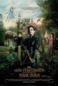 miss peregrine s home for peculiar children trailer and poster unleashed for tim burton s miss