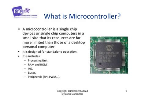 what is the difference between a microchip and an integrated circuit introduction to embedded systems