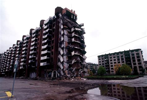 Mil Apartment by File Sarajevo 1996 Destroyed Apartment Jpg