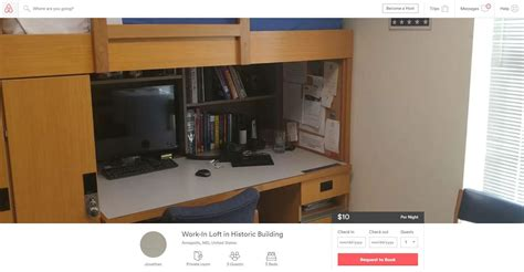 Naval Academy Room by Midshipman Posts Bancroft Room On Airbnb For 10 A