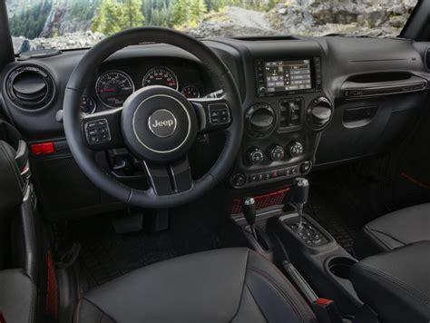 wrangler interni gli interni della nuova jeep wrangler 4motori