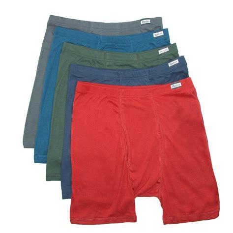 hanes comfort waistband mens cotton comfortsoft waistband tagless boxer briefs