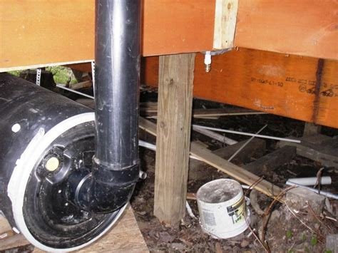Small Septic System For Cabin by Masonry Block Septic Tank Small Cabin Forum