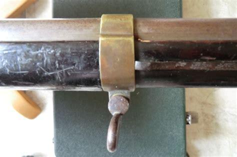le en bois 1857 fusil m 1857