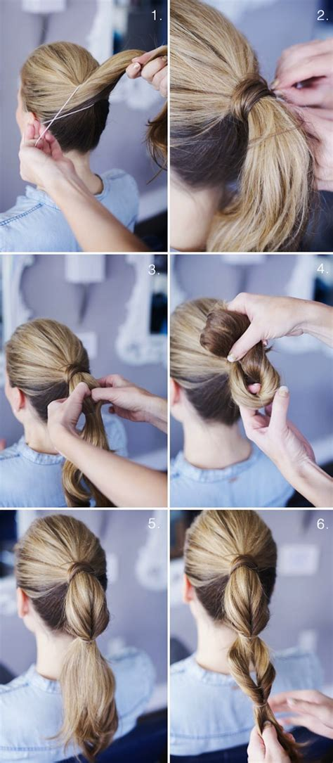 Grown Up Hairstyles Pretty Simple Grown Up Topsy Camille Styles