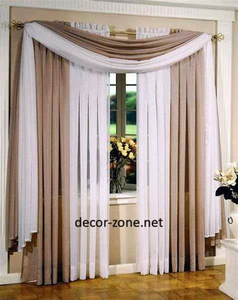 Living Room Window Curtains by Tips For Window Curtains For Living Area 10 Styles