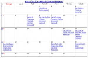 Calendario Liturgico 2017 Algunos Calendarios 2017 Predefinidos 171 Para Jefaturas
