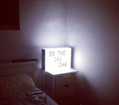 customizable message lamps cinematic light box