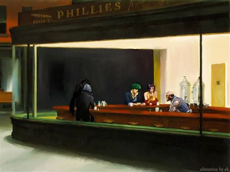 fashion inspired by art edward hopper s quot nighthawks