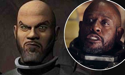 forest whitaker daily mail forest whitaker reprising rogue one role for disney xd s