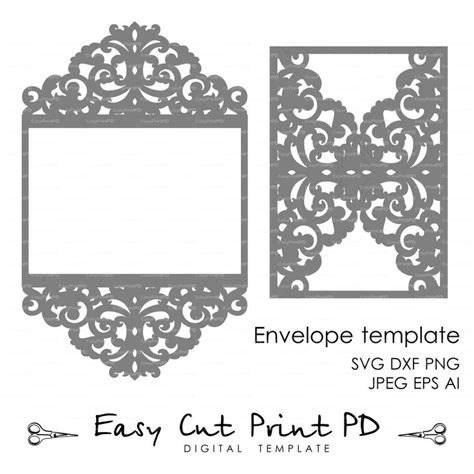 Silhouette Cameo Card Templates by 25 Best Ideas About Silhouette Cameo Wedding On