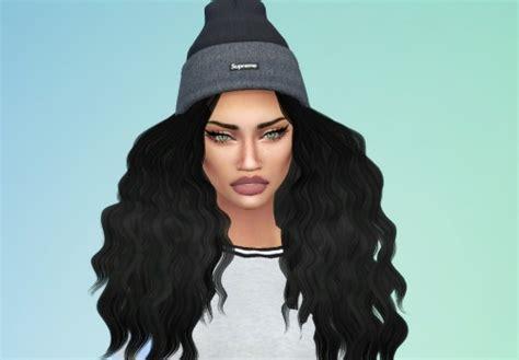african hairstyles sims 4 sims 4 urban cc tumblr