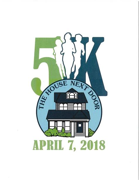 the house next door deland the house next door 5k family fun run at earl brown park volusia county