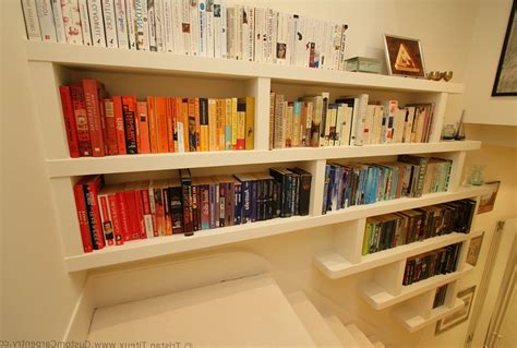 Wall Mounted Bookshelves Uk Home Design Ideas Mounted Bookshelves