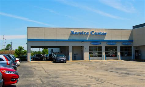 performance honda service center on route 4 in fairfield