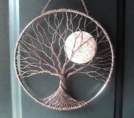 Wire Tree Wall Hanging Home Decor by Calming Tree Wire Tree Of Life Wall Hanging Sun By
