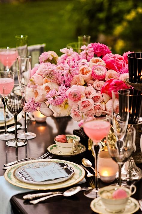 wedding table decor pictures picture of summer wedding table decor ideas