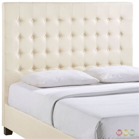 tall upholstered headboards for queen beds skye modern upholstered queen platform bed with tall