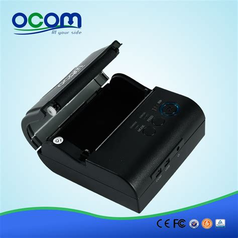 bluetooth mobile printer 80mm portable mobile bluetooth printer