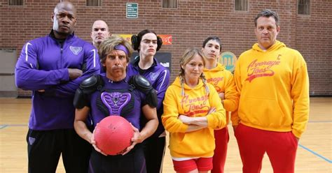 cast   dude classic comedy dodgeball reprise  roles   butt kicking