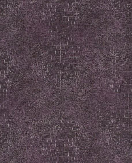 Tapisserie Violette by Papier Peint Lut 232 Ce Sauvage Crocodile Violet G67506