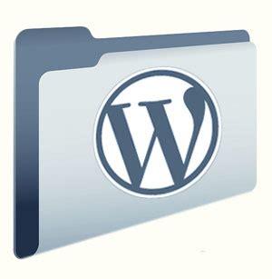 wordpress template folder the files folders templates nh