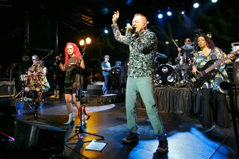 The B 52s Kicked At The b 52s conversation concert kick trojan family weekend