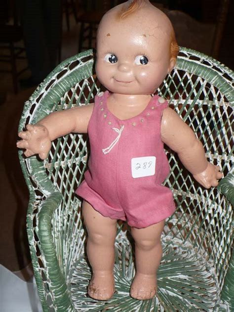 composition kewpie doll composition kewpie doll