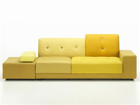 polder sofa buy the vitra polder sofa golden yellow at nest co uk