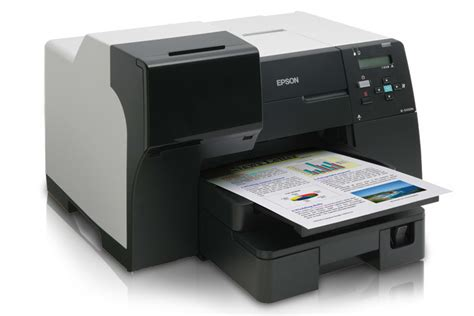 Printer Epson B510dn by Epson B 510dn Business Color Inkjet Printer Inkjet