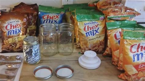 How To Extend Shelf Of Food by Extending The Shelf Of Couponed Foods For Preppers