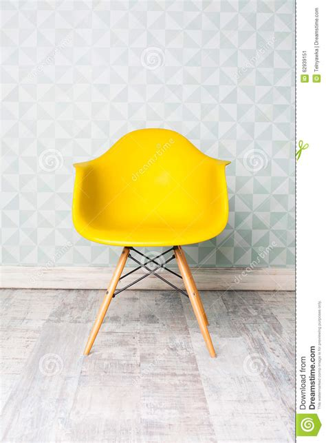 modern yellow modern yellow chair stock photo image 62939151