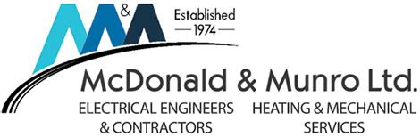 Mcdonald Plumbing And Heating by Mcdonald Munro Electrical Engineers Contractors