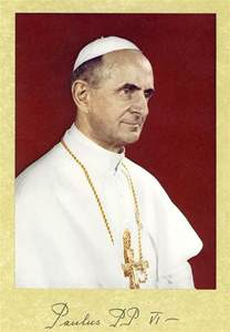 Pope Chair Pope Paul Vi May Be Beatified Soon After Healing Of Child