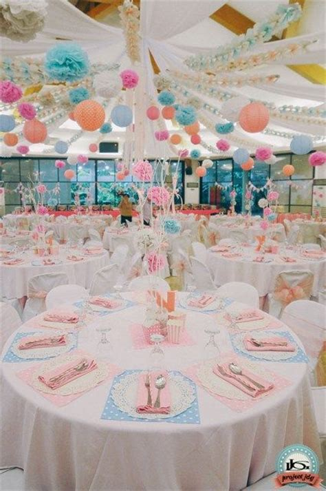 Shabby Chic Birthday Decorations by Best 25 Birthday Venues Ideas On