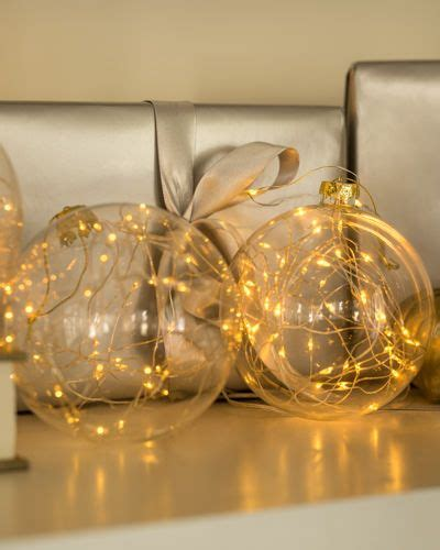 balsam hill color clear lights balsam hill s led fairy lights ornaments combine the