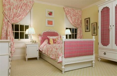 toile bedroom ideas toile fabric add cool color and chic pattern to