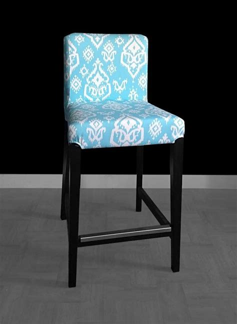 Henriksdal Bar Stool Chair Cover by 410 Best Images About Ikea Slipcovers And Pillows On