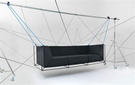 floating couch levitating furniture floating sofa by philippe nigro