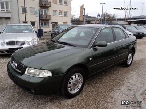 1999 audi a4 2 8 quattro automatic car photo and specs