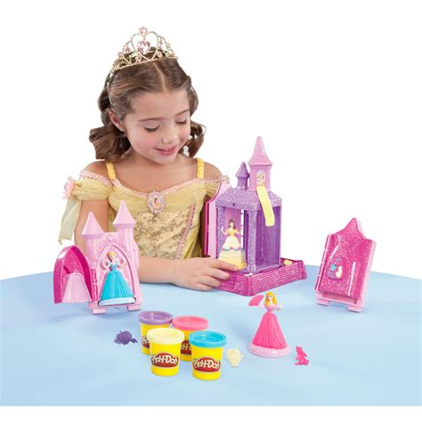 Dijamin Dough Princess Toys play doh disney princess prettiest princess castle set exclusive dough canada
