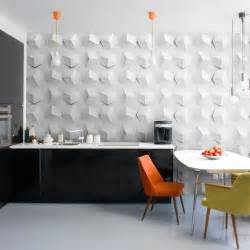 Fantastic and modern textured wall panels decoration ideas