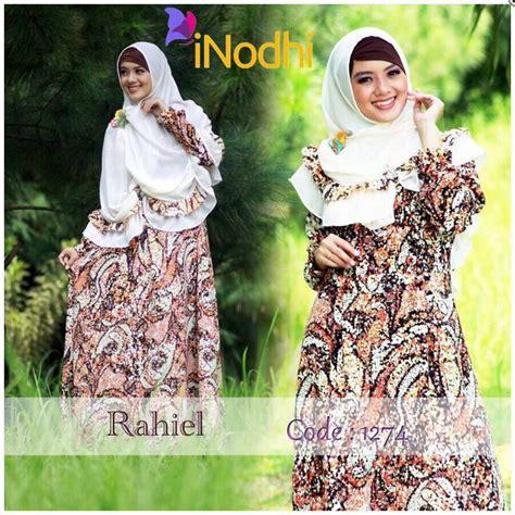 Gambar Baju Syar I 10 Contoh Baju Muslim Syar I Model Baru 2015