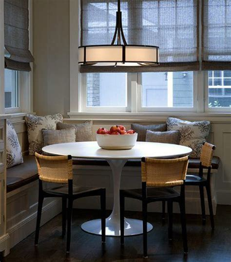 Banquette Kitchen Table by 20 Best Small Dining Room Ideas House Design And Decor