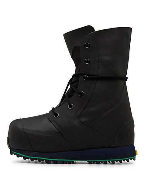 raf simons bunny boots raf simons x adidas bunny rising 2 sneaker boot fw14araf12 sneakerboy footwear