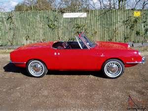 Fiat 850 Sport Spider For Sale Classic Cars Fiat 850 Sport Spider