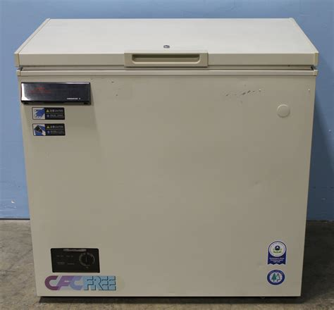 Freezer Sanyo refurbished sanyo mdf 235 chest freezer